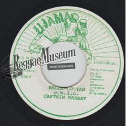"""Captain Barkey - Halle Lu Yah - Ujama 7"""""""