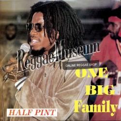 Half Pint - One Big Family - Power House LP