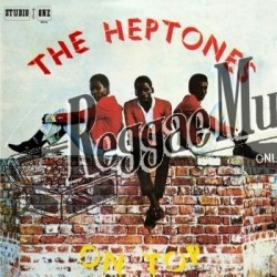Heptones - On Top - Studio 1 LP