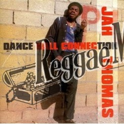 Jah Thomas - Dance Hall Connection - Abraham LP