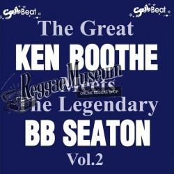 Ken Boothe & BB Seaton - Meets - Soul Beat LP