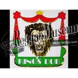 Kings Dub - Kings Dub - Manzie LP
