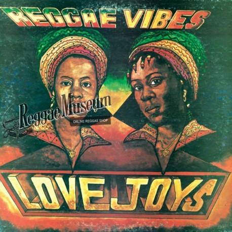 Love Joys - Reggae Vibes - Wackies LP