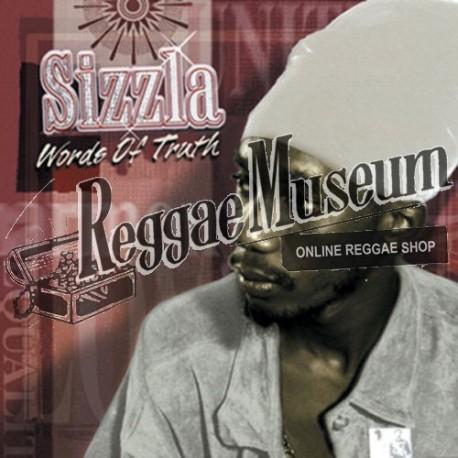 Sizzla - Words Of Truth - VP LP