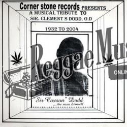 Sound Dimension - A Music Tribute To Coxsone Dodd - Corner Stone LP