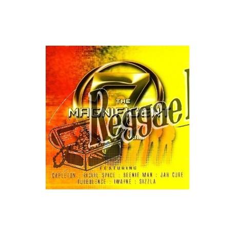 Various Artists - The Magnificent 7 Vol 1 - Jet Star LP