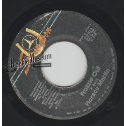 """Horace Martin - Frazzle Out - Skengdon 7"""""""
