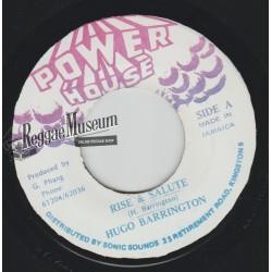 "Hugu Barrington - Rise & Salute - Power House 7"""