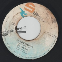 Joe Mannix - Ladwy Dawdy - Sunset 7""