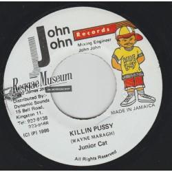 """Junior Cat - Killin Pussy - John John 7"""""""