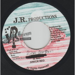 Junior Reid - Rappa Pam Pam - JR productions 7""