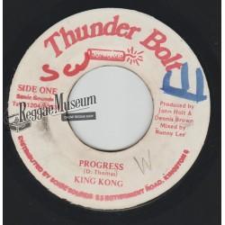 "King Kong - Progress - Thunder Bolt 7"""