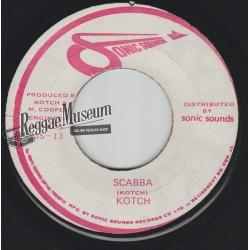 """Kotch - Scabba - Sonic Sounds 7"""""""