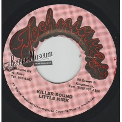 "Little Kirk - Killer Sound - Techniques 7"""