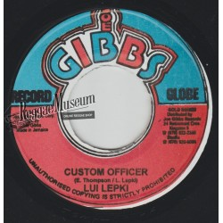 "Lui Lepki - Customer Officer - Joe Gibbs 7"""