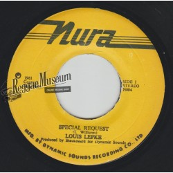 Louis Lepke - Special Request - Nura 7""