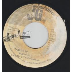 "Lui Lepki - Tribute To Bob Marley - Joe Gibbs 7"""