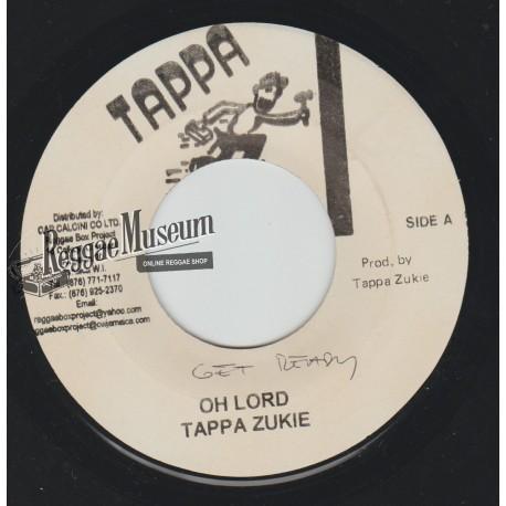 """Tappa Zukie - Oh Lord - Tappa 7"""""""