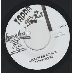 """Tappa Zukie - Launch An Attack - Tappa 7"""""""