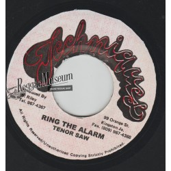 """Tenor Saw - Ring The Alarm - Techniques 7"""""""