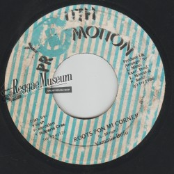 Yami Bolo - Roots Pon Mi Corner - Youth Promotion 7""