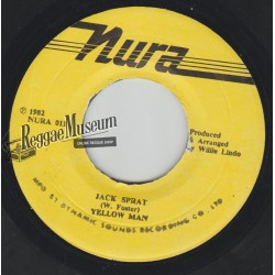 Yellow Man - Jack Sprat - Nura 7""