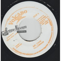 Yellowman - Mr Chin - Volcano 7""