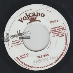 Yellowman - Nobody Move - Volcano 7""