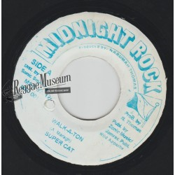 Super Cat - Walk A Ton - Midnight Rock 7""