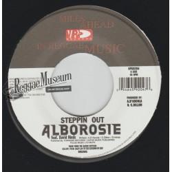 """Alborosie - Steppin Out - VP 7"""""""""""