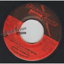 Beres Hammond - Can You Play Some More - Harmony House 7""""