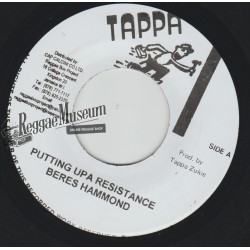 Beres Hammond - Putting Up A Resistance - Tappa 7""""