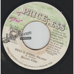 Bounty Killer - Benz & Bimma (Remix) - Priceless 7""""
