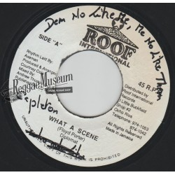 Capleton - Dem No Like Me - Roof Intl 7""""