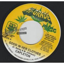 """Capleton - Good In Her Clothes - Hi-Grade 7"""""""""""