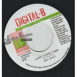 "Jahmali - Long Long Time - Digital B 7"""""