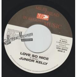 "Junior Kelly - Love So Nice - VP 7"""""