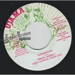 "Prince Jazzbo & Ricky Chaplin & David Levi - Sufferation - Ujama 7"""""