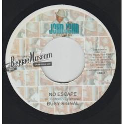 """Busy Signal - No Escape - John John 7"""""""""""