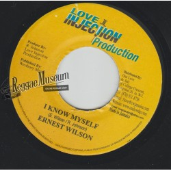 Ernest Wilson - I Know Myself - Love Injection 7""""