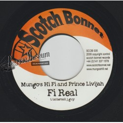 Prince Kivijah - Fi Real - Scotch Bonnet 7""""