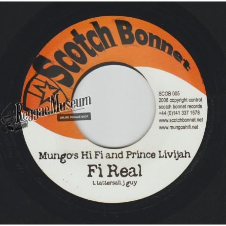 """Prince Kivijah - Fi Real - Scotch Bonnet 7"""""""""""
