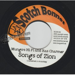 Ras Charmer - Songs Of Zion - Scotch Bonnet 7""""
