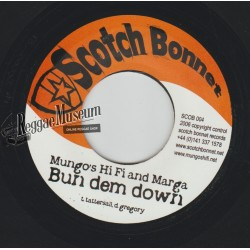 Marga - Bun Dem Down - Scotch Bonnet 7""""