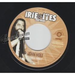 """John Holt - Strange Things - Irie Ites 7"""""""""""