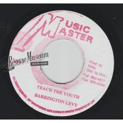 """Barrington Levy - Teach The Youth - Music Master 7"""""""""""