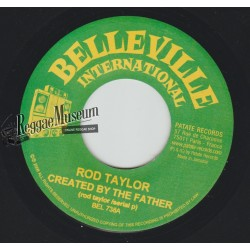 Rod Taylor - Created By The Father - Belleville International 7""""
