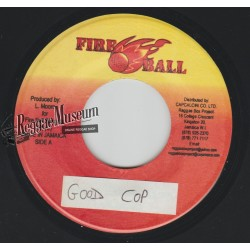 Anthony B - Good Cop - Fire Ball 7""""