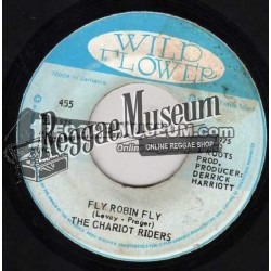 Chariot Riders - Fly Robin Fly - Wild Flower 7""