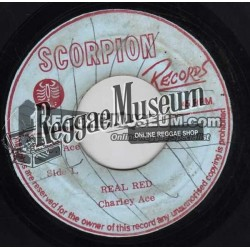 """Charley Ace - Real Red - Scorpion 7"""""""